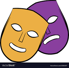 mask cartoon